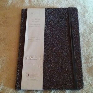 Other - Sparkle Dot Grid Journal